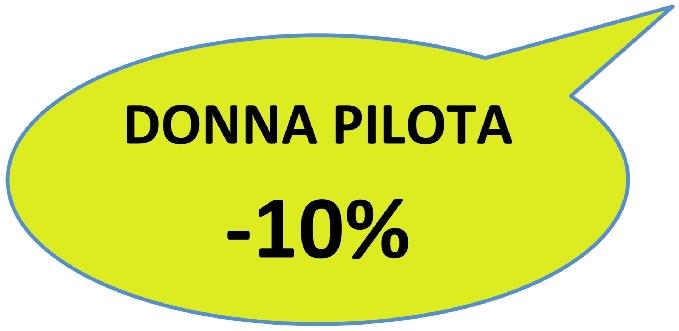 Donna Pilota -10%