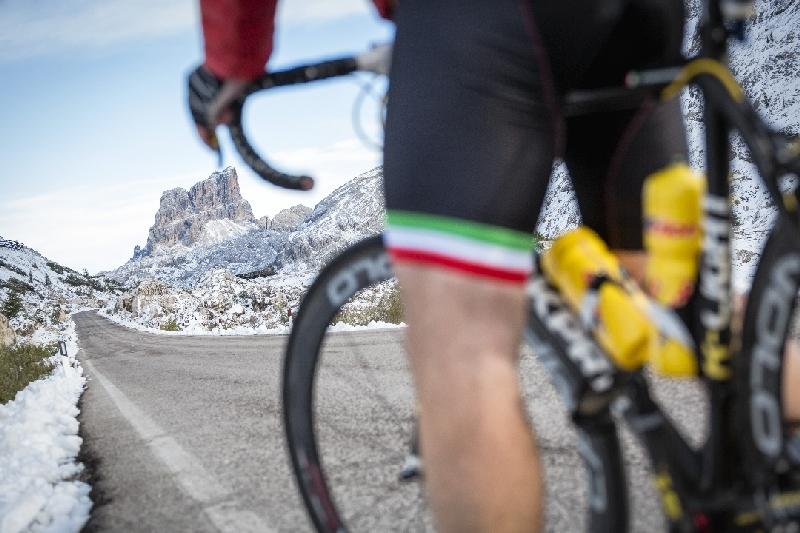 ciclismo Valparola Passo Falzarego