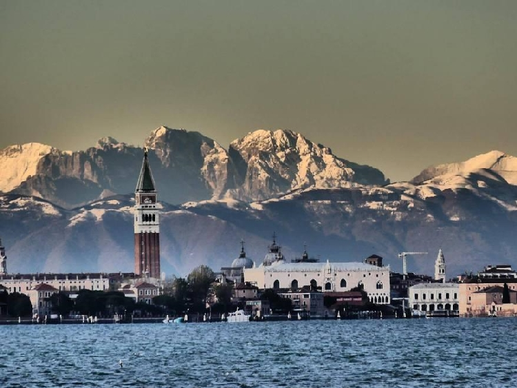the Mountains of Venice