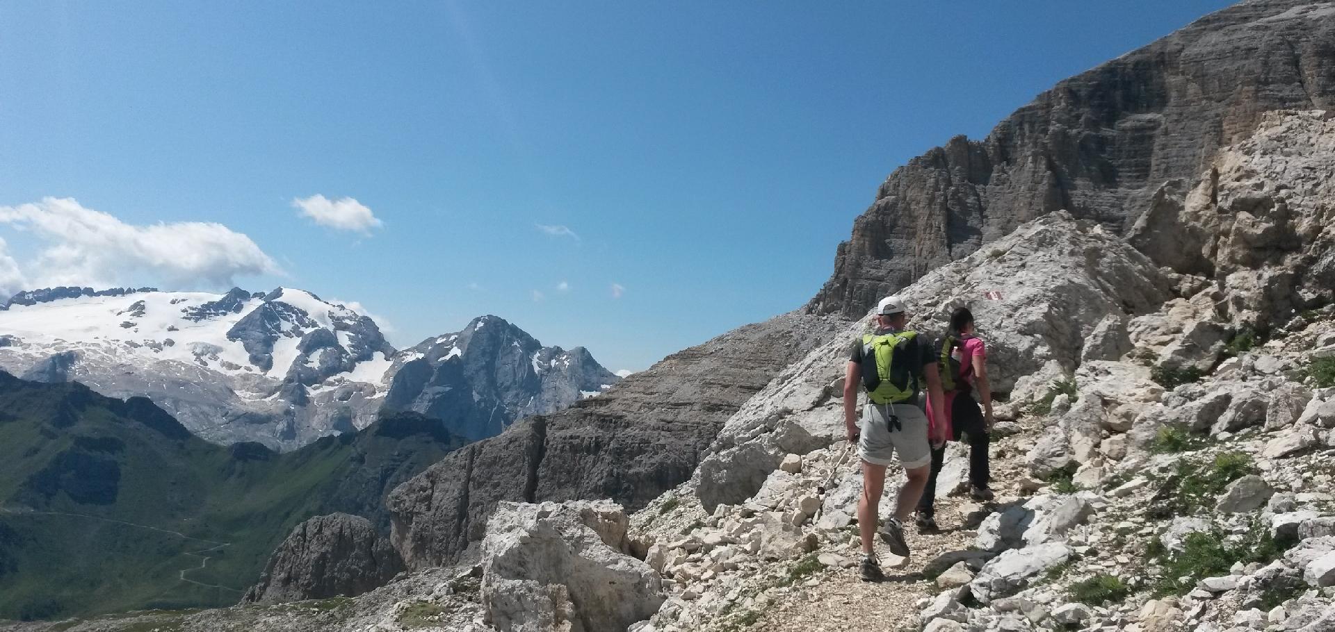 Escursioni sentiero Piz Boe 638
