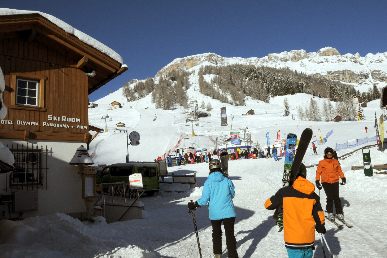 Ski Room Sellaronda