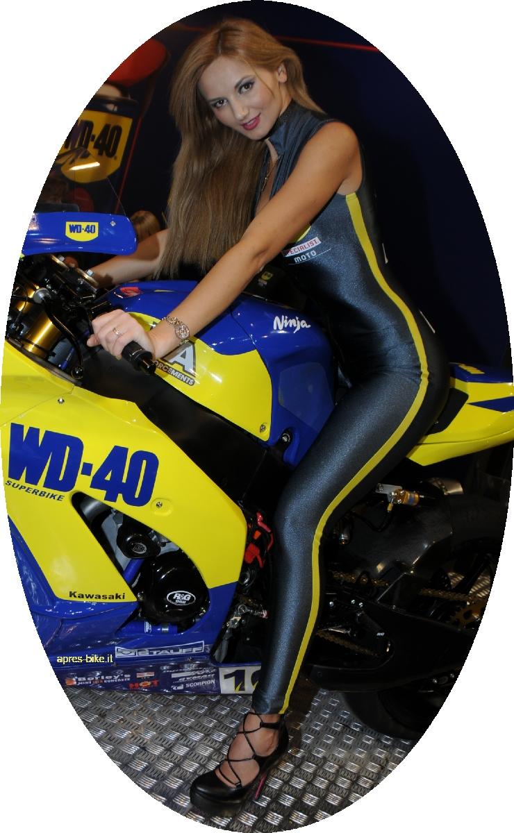 Female bike driver -10%