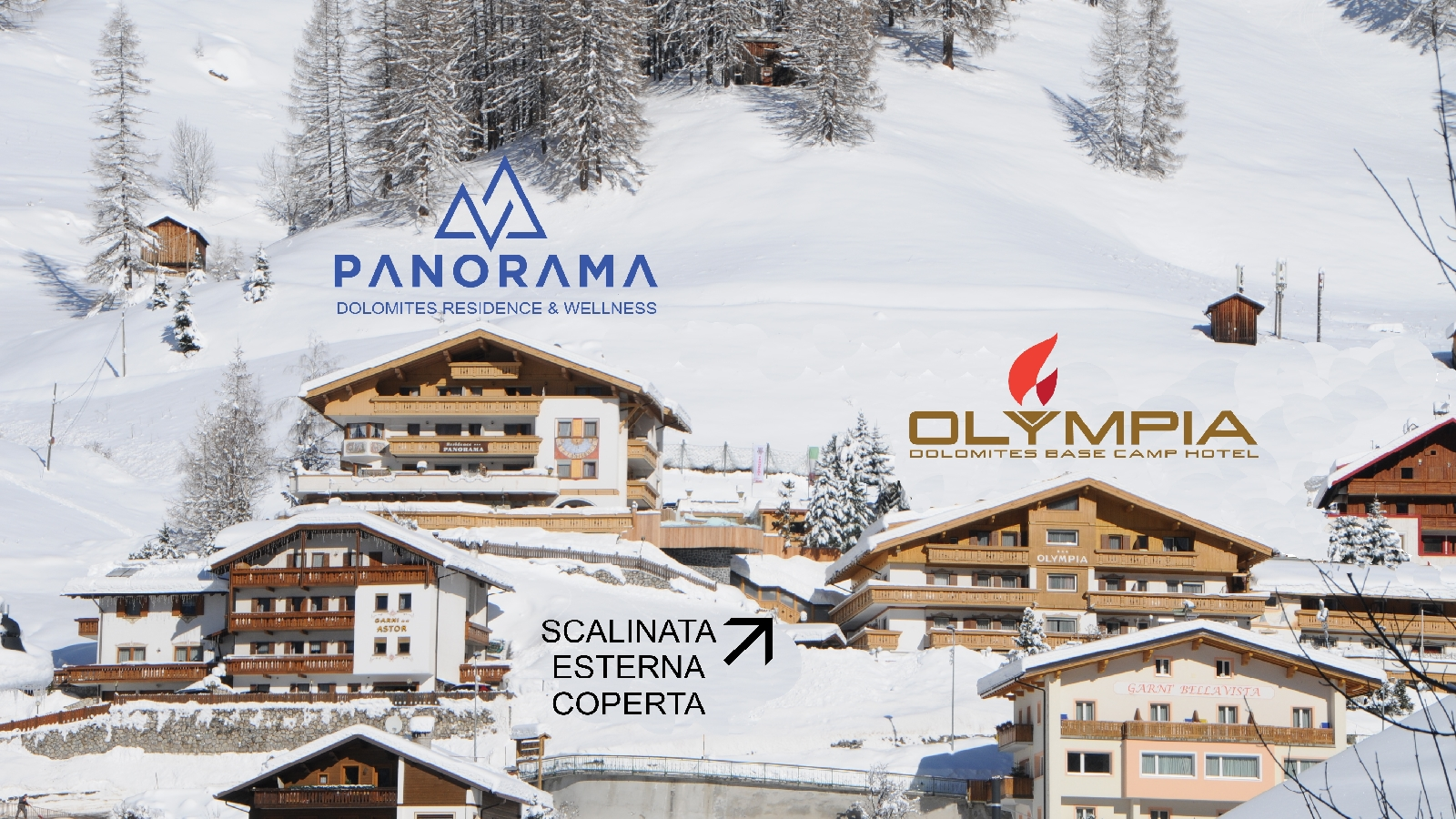 Olympia & Panorama